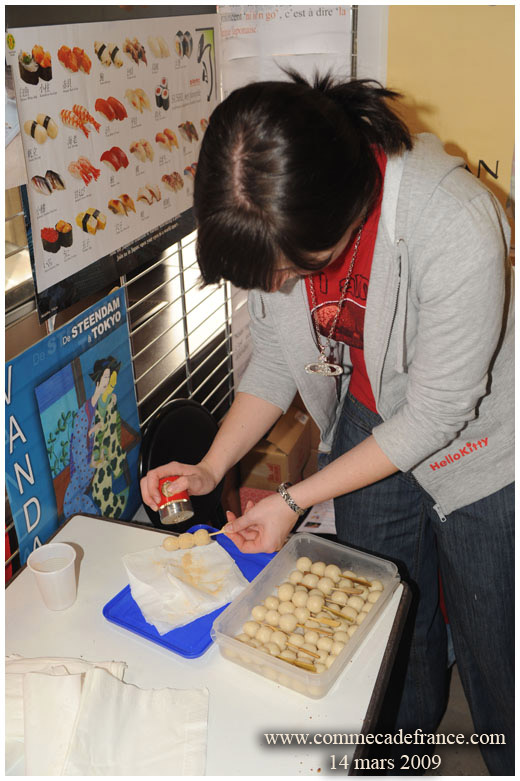 La cuisine japonaise sur le dunkerquois 59140 dunkerque for Apprendre cuisine japonaise