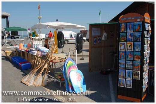 f te de la plage 2007 59495 leffrinckoucke comme a de france. Black Bedroom Furniture Sets. Home Design Ideas