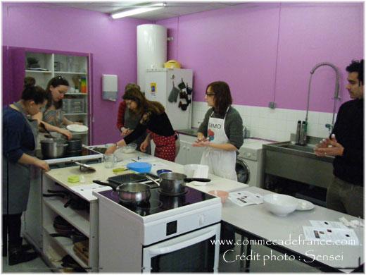 Cours de japonais cours de cuisine japonaise 59140 for Apprendre la cuisine japonaise