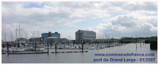 Grand Large Dunkerque Restaurant