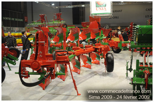 Salon de l 39 agriculture suite sima 2009 2 3 93420 for Billet salon de l agriculture