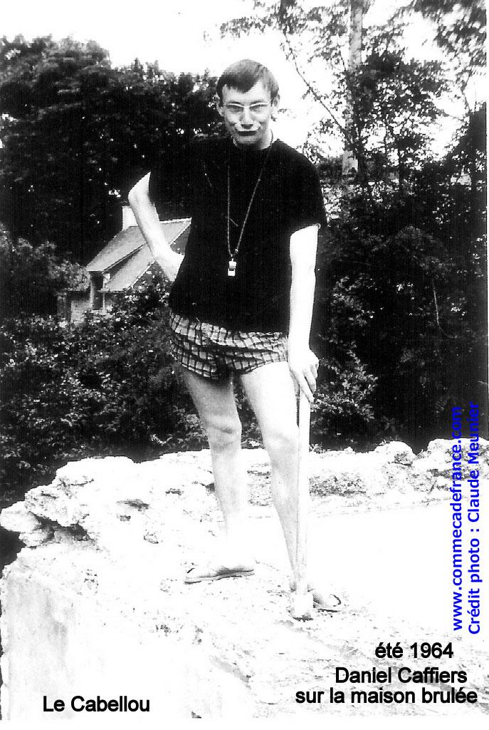 Père Bernard - Mon Frère, Le Nuage