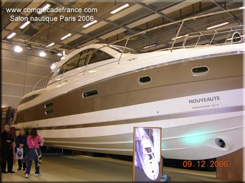 Salon nautique 2006 porte de versailles avec bleu marine 59140 dunkerque comme a de france - Nouveautes salon nautique ...